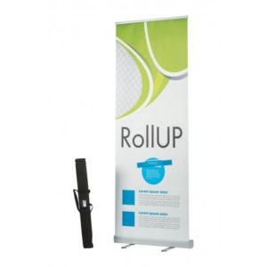 impression kakemono ou roll'up publicitaire